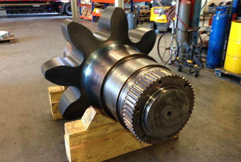 Pinion for Offshore