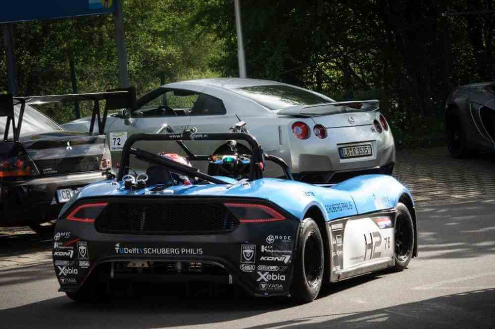 Forze VI TU Delft breaks Nürburgring record with MFK gears