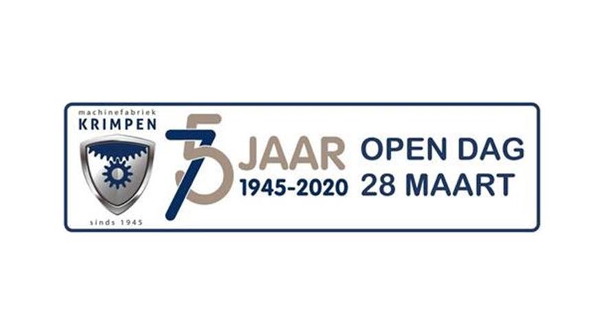 Open dag op 28 maart